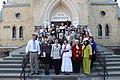 Учасники фестивальної частини конкурсу «Жива вода на рани України», 2015.JPG