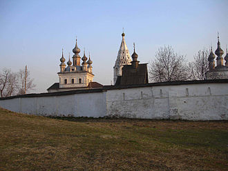 Yuryev-Polsky (town) - Image: Юрьев Польский