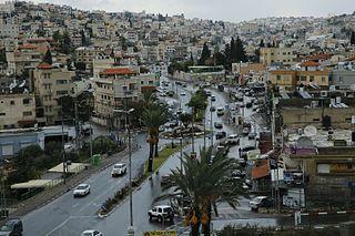 Yafa an-Naseriyye Place in Israel