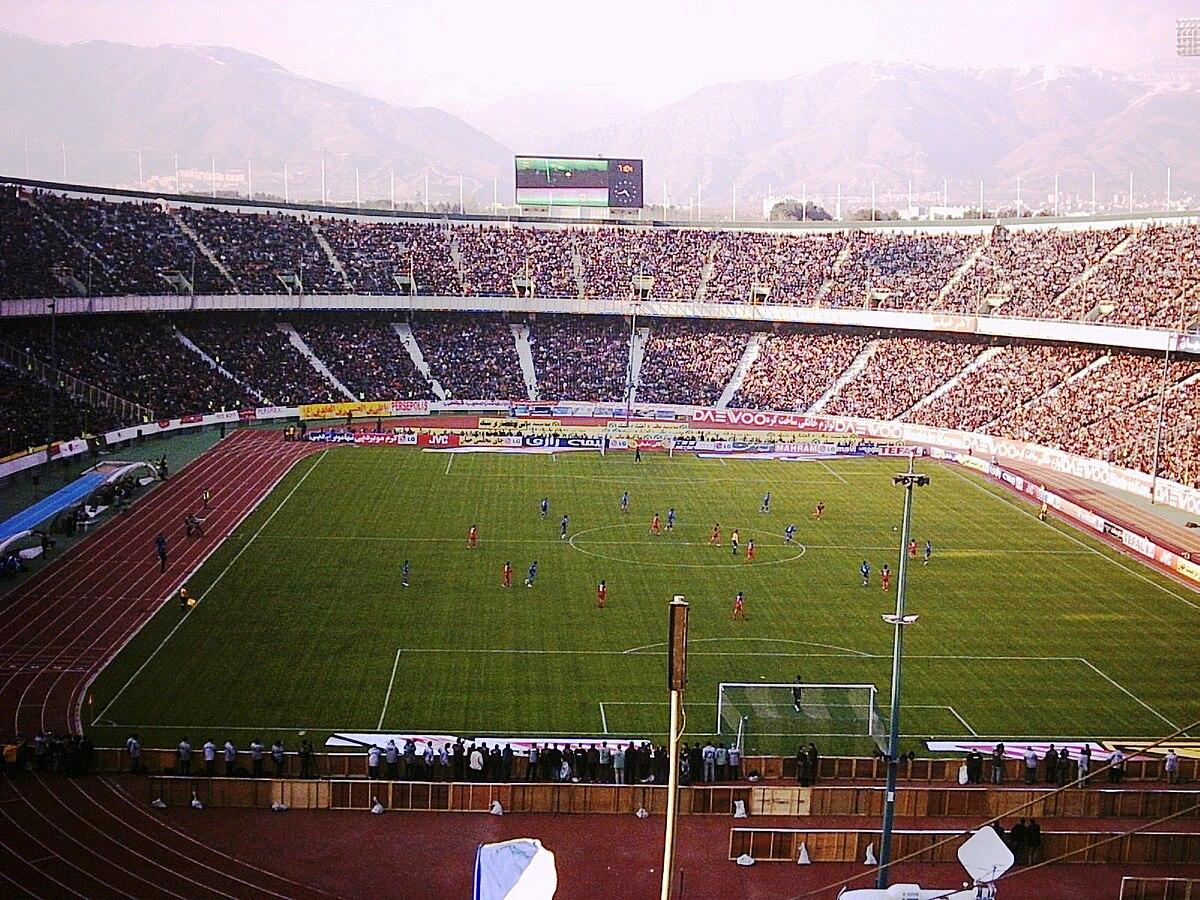 Football In Iran Wikipedia