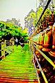 เส้นทางที่เขาคิชฌกูฏ จ.จันทบุรี , On the way go to top of Khichc̣h kūt̩ Mountain - panoramio.jpg
