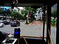 在西安5路车内看解放路与东新街十字 01.jpg