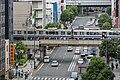 大阪府北部地震後の大阪環状線 (45845490882).jpg