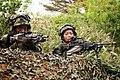 連隊第2次野営(第2中隊検閲⑦(援護) 教育訓練等 96.jpg