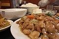 鶏肉と小柱の黒コショウ炒め定食 (2614544915).jpg