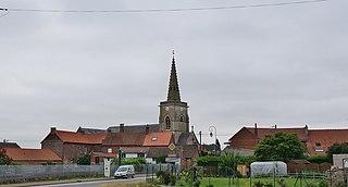 Robecq Commune in Hauts-de-France, France