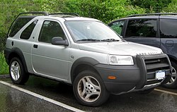 Land Rover Freelander Soft-Top (1997–2003)