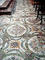 0263 - Siracusa - S. Maria d. Concezione - Pavimento ceramica Capodimonte - Foto Giovanni Dall'Orto - 15-Oct-2008.jpg