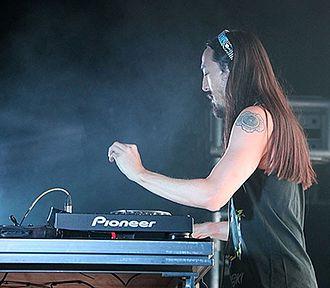 Steve Aoki - Aoki performing in Brasilia, Brazil, 2014.