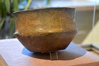Funnelbeaker culture - Image: 0854 Ein Krug aus Bronocice, 3.550 v. Chr