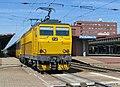 09.05.2012, Pardubice hl.n. 162.120-0 odjíždí v čele IC 1005 RegioJet Praha hl.n. - Havířov.jpg