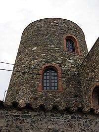 093 La Torre, antic molí, pl. de la Torre (Llançà).JPG