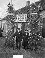 100-jarige Toon Wijnen te Heeze ( Noord Brabant ), Bestanddeelnr 906-1542.jpg