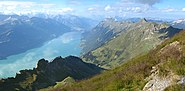 1008L Thunersee Brienzer Rothorn