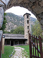 114 Santa Coloma (Andorra la Vella), arc i façana sud.JPG