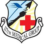 117 Medical Gp emblem.png