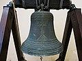 128 Sant Miquel dels Reis (València), campana de l'antiga presó.jpg