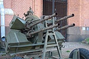 14,5-мм счетверенная зенитная пулеметная установка конструкции Лещинского ЗПУ-4 (4).jpg