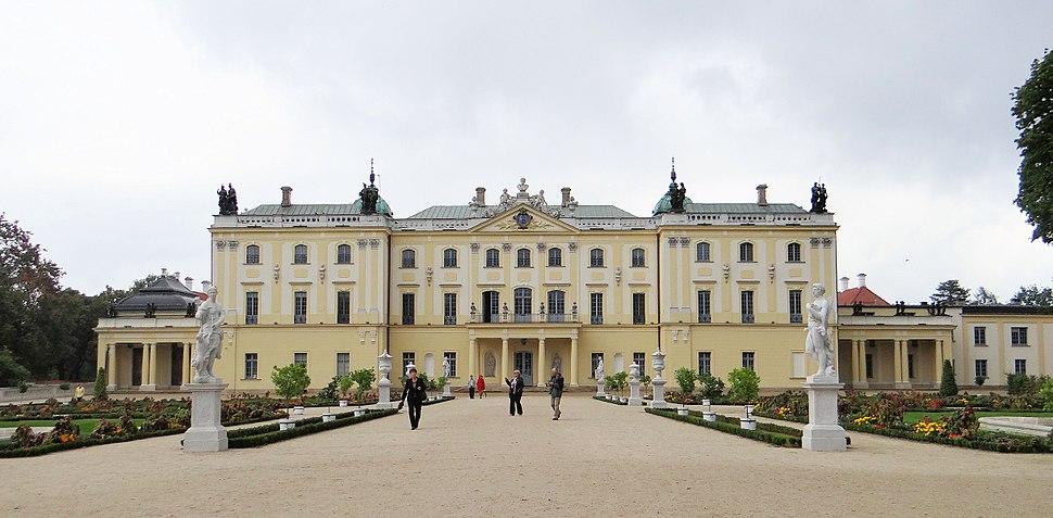 150913 Branicki Palace in Białystok - 09