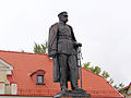 150913 Józef Piłsudski monument in Białystok - 02.jpg