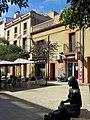 156 Carrer de Sant Pere (Gavà), placeta de la Pagesia.JPG