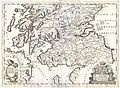 1690 Coronelli Map of Southern Scotland (Edinburg and Glasgow) - Geographicus - ScotiaParteMeridionale-coronelli-1690.jpg