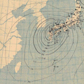 17,September,1945 Typhoon weather map.png