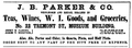 1851 Parker BostonDirectory.png