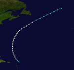 1863 Atlantic hurricane 5 track.png