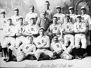 1897 Boston Beaneaters season - 1897 Boston Beaneaters