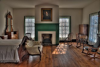 Robert Toombs House State Historic Site - Image: 18 03 021 toombs