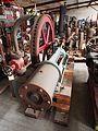 1905 Bakker & Reub 1 cilinder 25pk stoommachine uit Gasfabriek in Gorinchem pic2.JPG