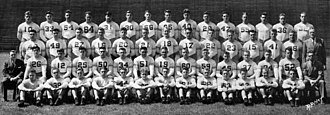 American football in Western Pennsylvania - The 1937 undefeated Pitt National Championship team