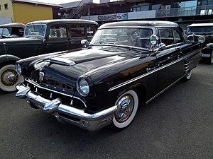 Dagmar bumpers - 1953 Mercury Monterey with Dagmars
