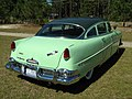 1954 Hudson Hornet Twin H sedan green rs.jpg