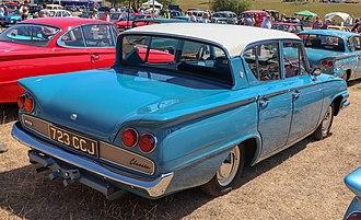 Ford Consul Classic - Ford Consul Classic 4-door