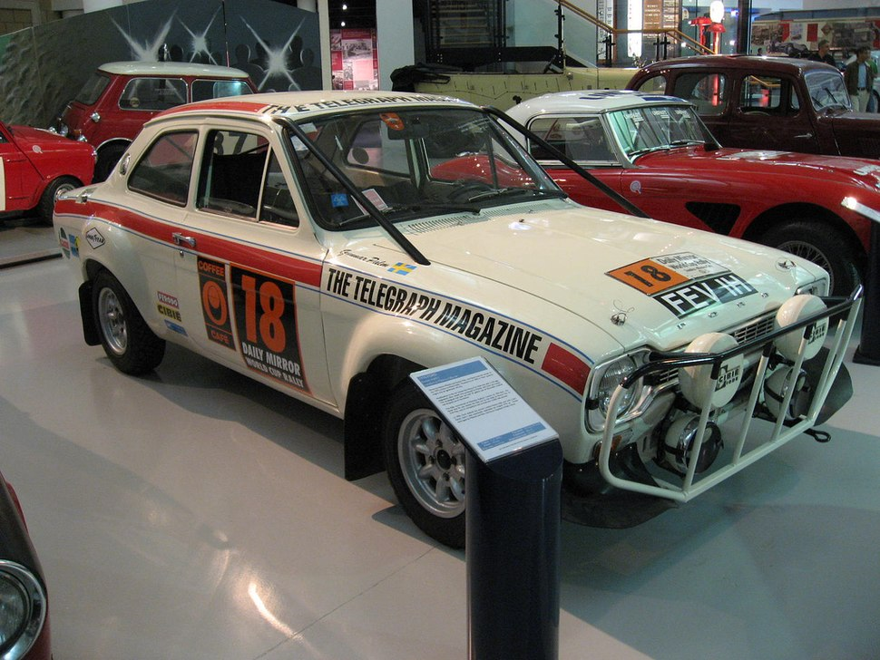 1970 World Cup Rally Ford Escort 07
