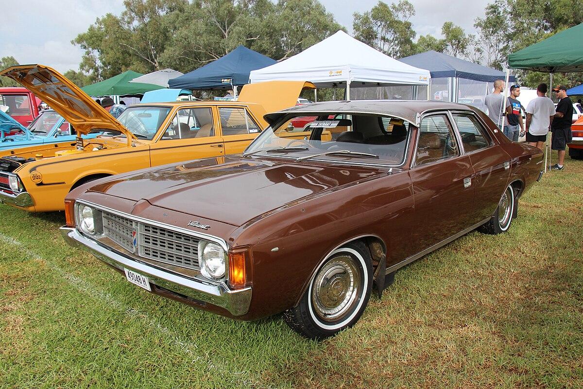 Chrysler Valiant Vj Wikipedia