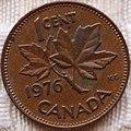 1976 Canada Cent (5197699637).jpg