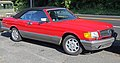 1986 Mercedes-Benz 560 SEC convertible conversion front.jpg