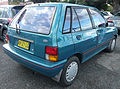 1991-1994 Ford Festiva (WA) 5-door hatchback 02.jpg