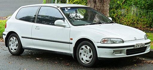 1993-1995 Honda Civic GLi 3-door hatchback (2011-11-17) 01