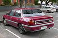 1994 Ford Laser (KH) GL sedan (2015-08-02).jpg