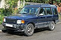 1995 Land Rover Discovery TDI facelift 2.5 Front.jpg
