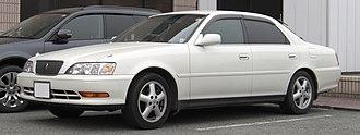 Toyota Cresta - 1996–1998 Toyota Cresta (X100)