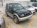 1997-1998 Suzuki Vitara (SV420) 2.0 V6 4WD 5-Door Wagon (11-07-2017) 01.jpg