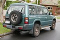 1998 Mitsubishi Pajero (NL) GLX wagon (2015-07-03) 02.jpg