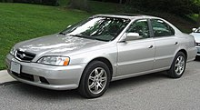 The Acura 3 2 Tl
