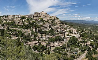 Gordes Commune in Provence-Alpes-Côte dAzur, France