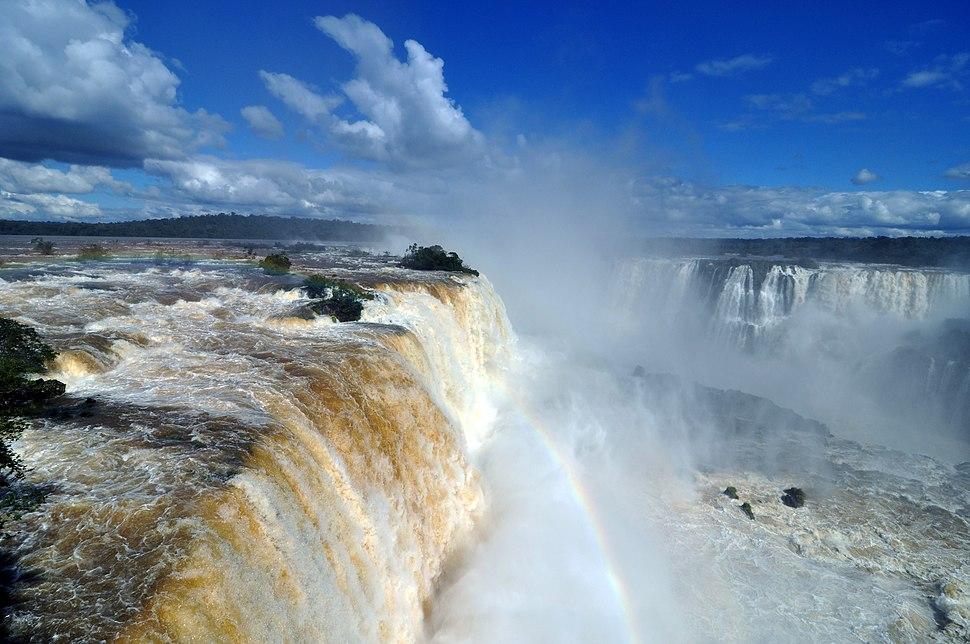 1 iguazu falls brazil 2010